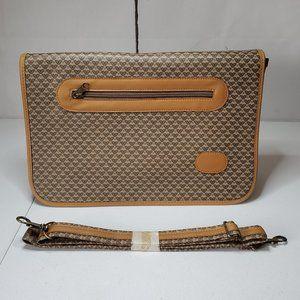 Unbranded Faux Leather Laptop Shoulder Bag